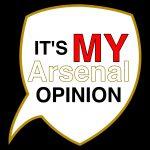 It's MY Arsenal Opiinion logo