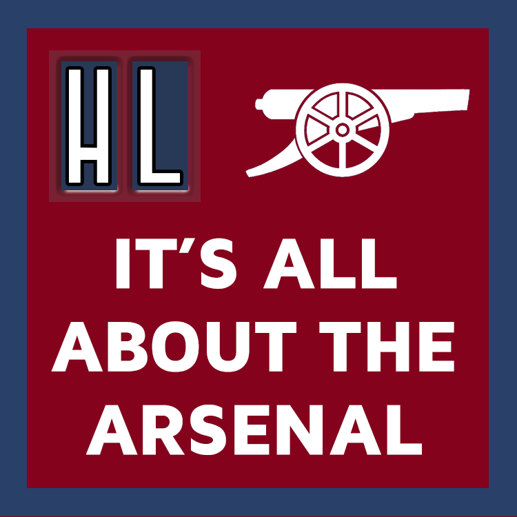 Its All About The Arsenal logo