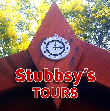 Stubbsy's Tours logo